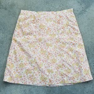 American Eagle Outfitters 100% Cotton A-Line Skirt